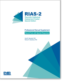 Par Reynolds Intellectual Assessment Scales Second Edition Record Form With Spanish Responses Examples of authentic assessments in addition to tons of helpful hints and ideas on using authentic assessment in the classroom, participants discuss the. reynolds intellectual assessment scales