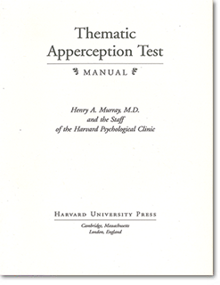 thematic apperception test scoring